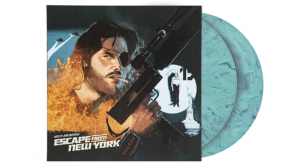Waxwork Records Presents John Carpenter's ESCAPE FROM NEW YORK Vinyl Soundtrack