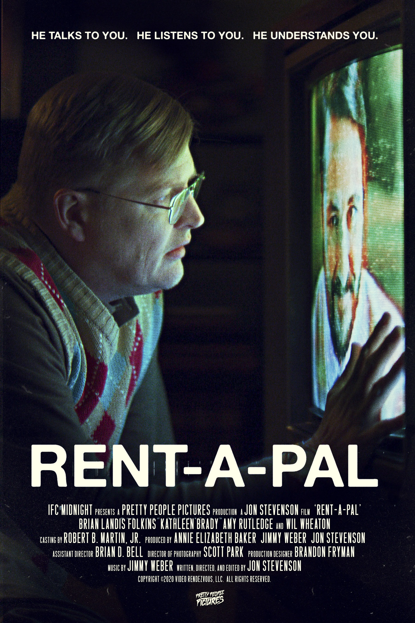 Wil Wheaton Is a Very Bad Friend in New Trailer for Horror/Thriller RENT-A-PAL