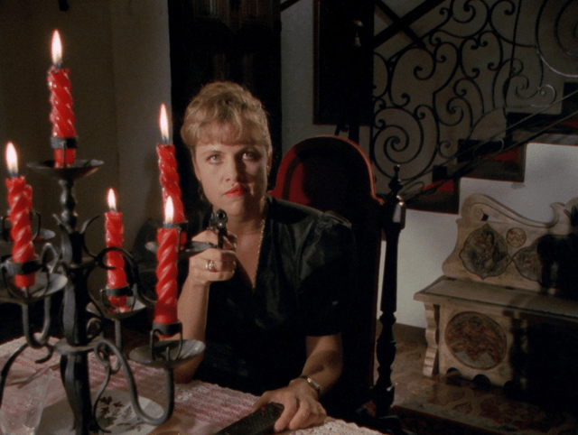 Touch of Death (aka When Alice Broke the Mirror) (1988, Italy) Review