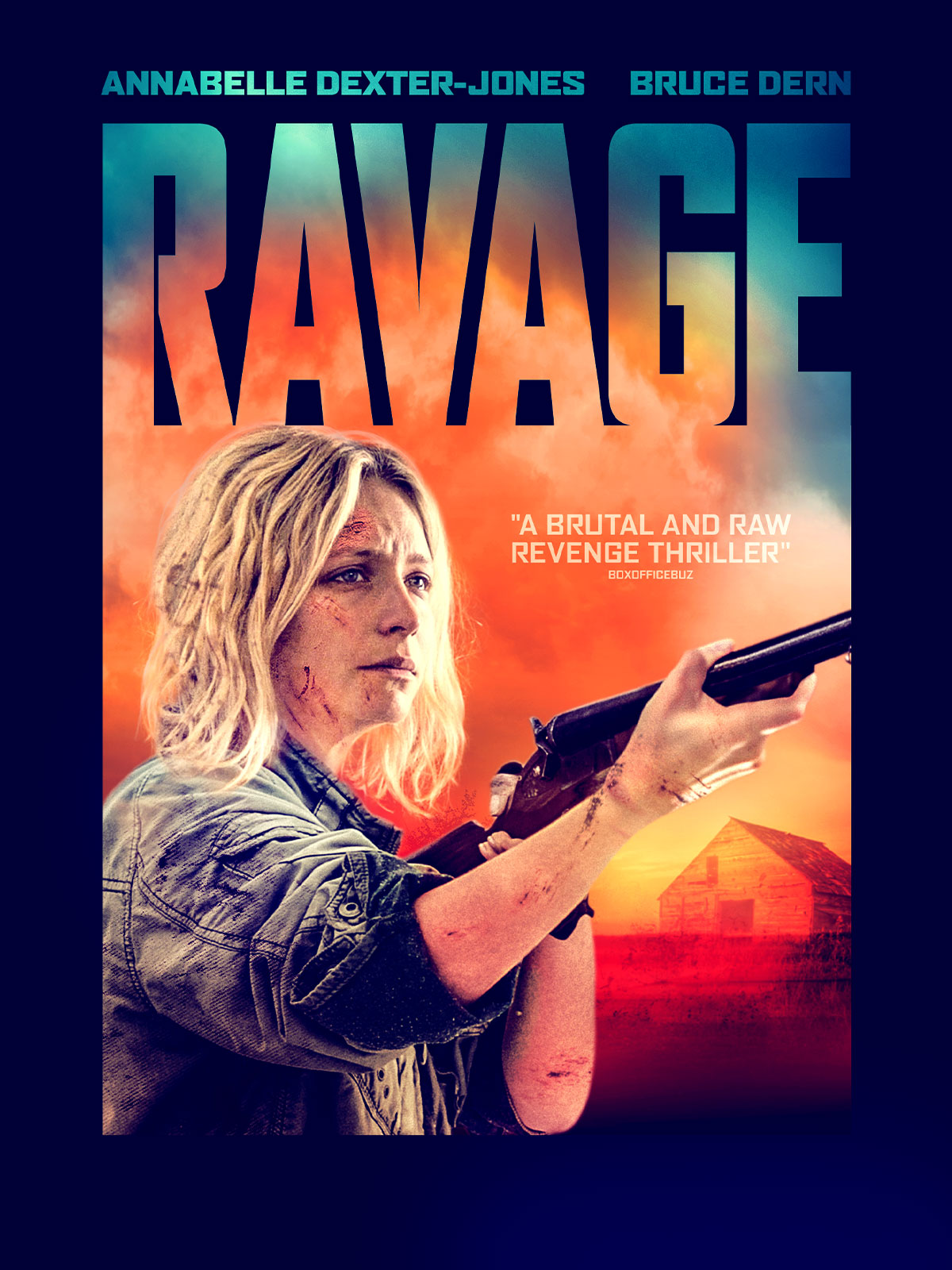 An Interview with Director Teddy Grennan, Ravage