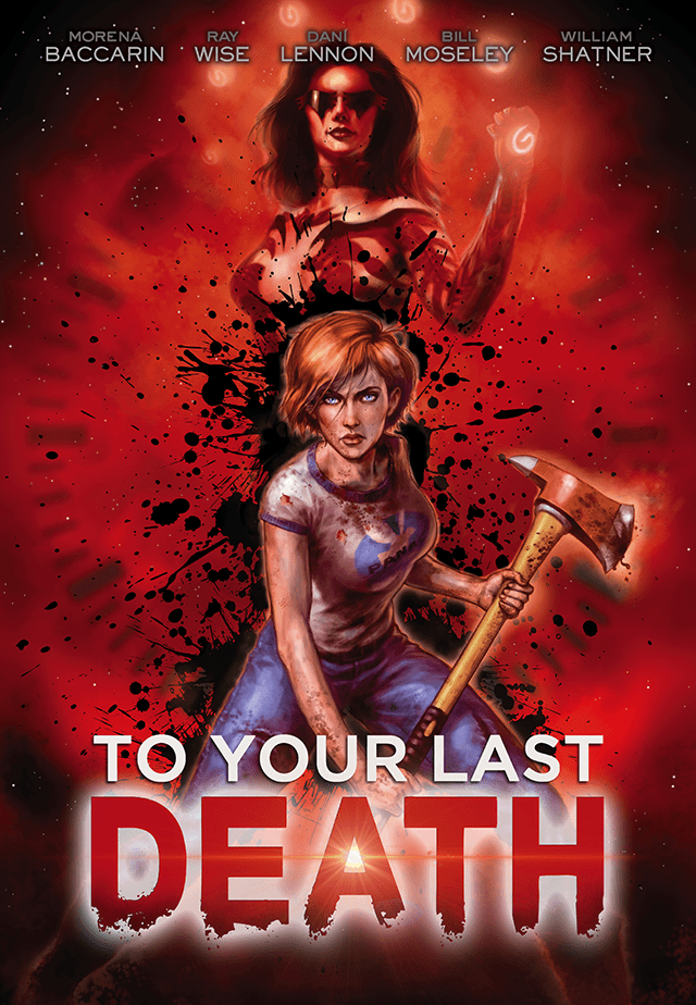 Celebrated Voice Cast Bathe in Animated Blood in TO YOUR LAST DEATH Available on Blu-ray from Quiver Distribution (USA / 6 October)