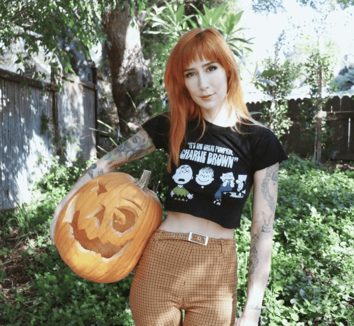 """It's the Great Pumpkin, Charlie Brown!"" 🎃 T-Shirt from Local Boogeyman"