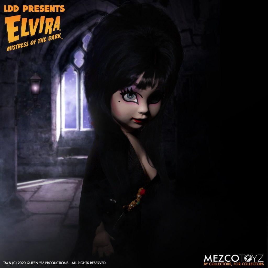 Mezco Toys & Living Dead Dolls Presents ELVIRA: MISTRESS OF THE DARK