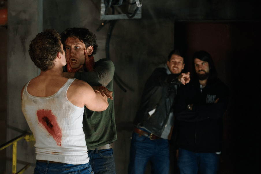 An Interview with Director Giles Alderson, The Dare