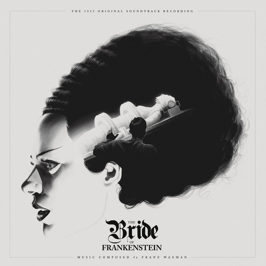 Waxwork Records Presents THE BRIDE OF FRANKENSTEIN Vinyl Soundtrack