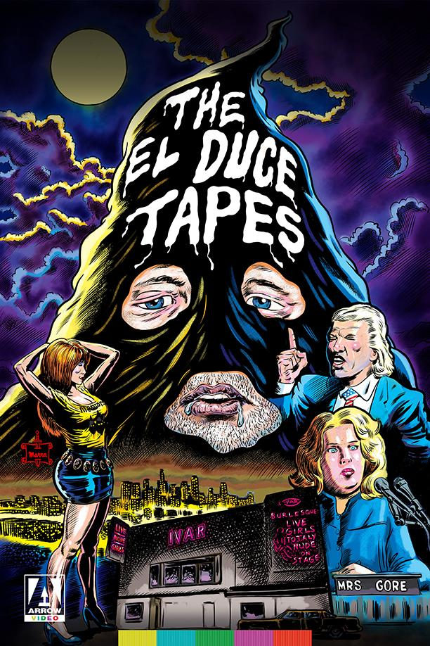 Arrow Video Debuts X-Rated Music Documentary THE EL DUCE TAPES (US, CA, UK / 2 November)