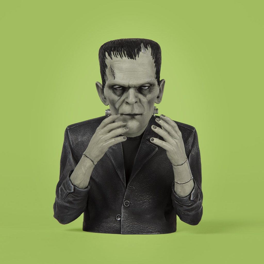 Waxwork Records Presents FRANKENSTEIN and BRIDE OF FRANKENSTEIN Spinatures