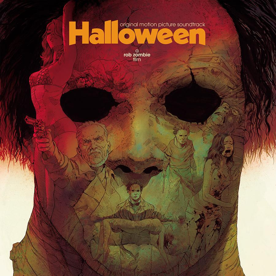 Waxwork Records Presents Rob Zombie's HALLOWEEN Original Motion Picture Soundtrack