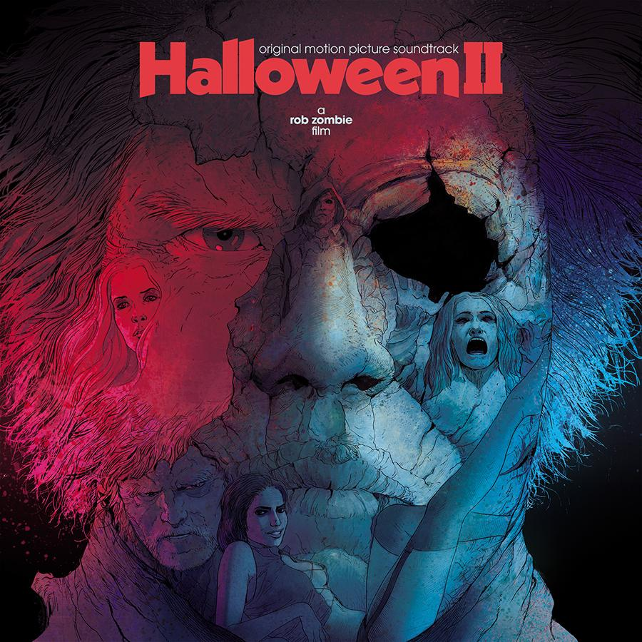 Waxwork Records Presents Rob Zombie's HALLOWEEN II Original Motion Picture Soundtrack