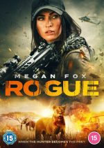 Megan Fox in Action Thrill-Ride ROGUE on Digital Download (9 November) and DVD (16 November) from Lionsgate UK