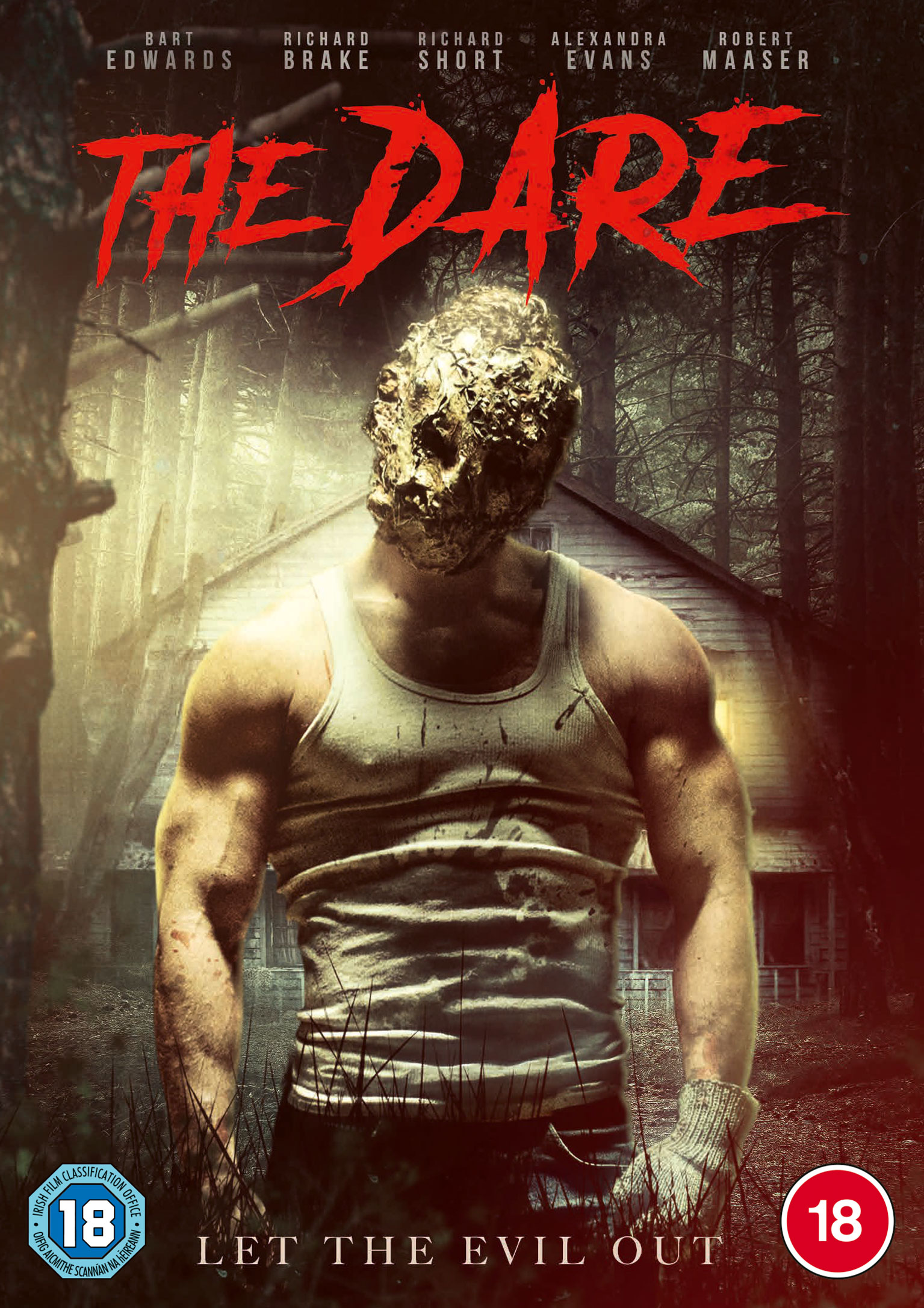 Twisted Horror THE DARE Available Now on Digital Download & DVD from Lionsgate UK