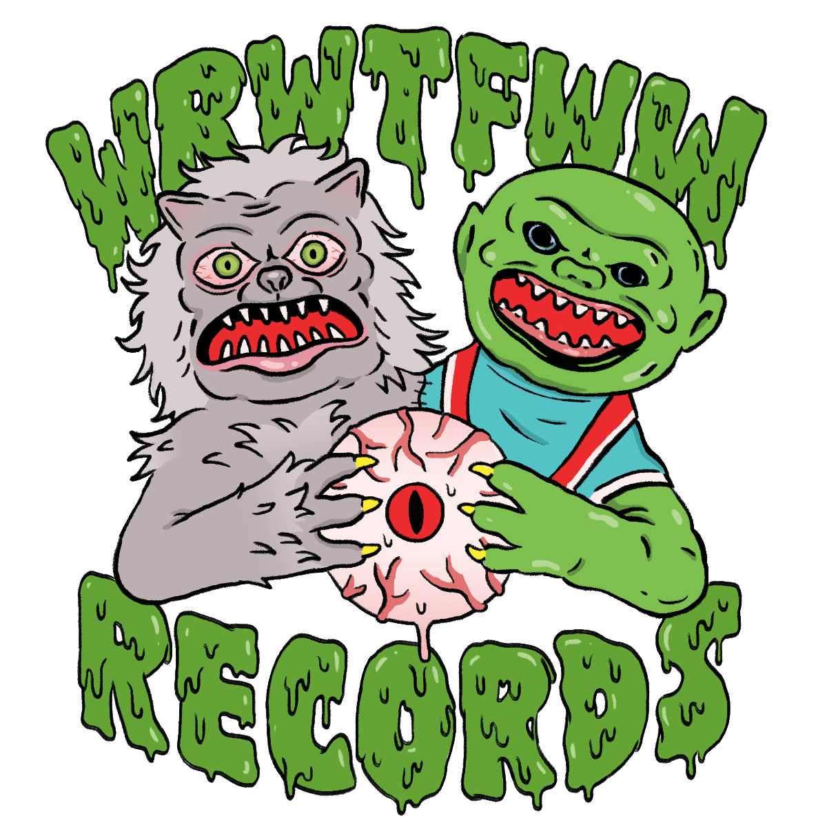 GHOULIES, TROLL & TERROVISION OSTs on Limited Edition Coloured Vinyl from WRWTFWW Records (20 November)