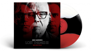 Sacred Bones Records & Waxwork Records Presents John Carpenter's Lost Themes III: Alive After Death