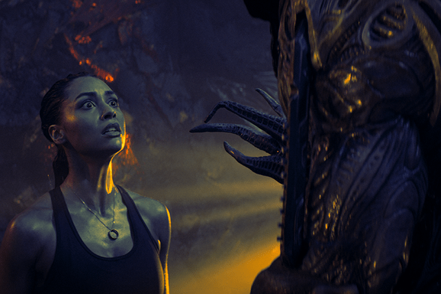 FrightFest Halloween Digital Edition 2020 Interview with Director Liam O'Donnell, Skylin3s, Beyond Skyline