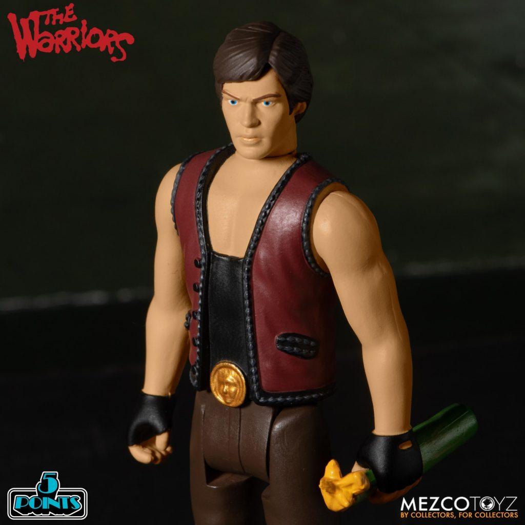 Mezco Toyz & 5 Points Presents THE WARRIORS