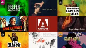 ARROW Brings Horror Home for the Holidays with Classic and Cutting Edge Cult Cinema