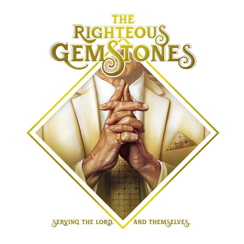 Waxwork Records Presents THE RIGHTEOUS GEMSTONES Original Series Soundtrack Music