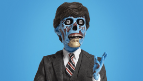 Waxwork Records Presents THEY LIVE Spinatures