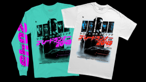 Rucking Fotten クソ 腐った BLADE RUNNER 2049 Japanese Inspired Apparel