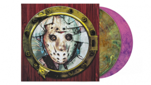 Waxwork Records Presents FRIDAY THE 13TH PART VIII: JASON TAKES MANHATTAN Original Motion Picture Score