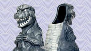 GODZILLA '74 Tiki Mug 🌊 Mondo's Monumental Masterwork of Dinosaur Drinkware