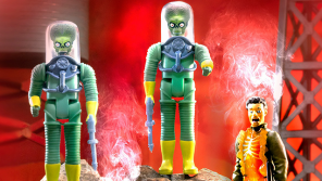 Super7 MARS ATTACKS ReAction Figures Now Available