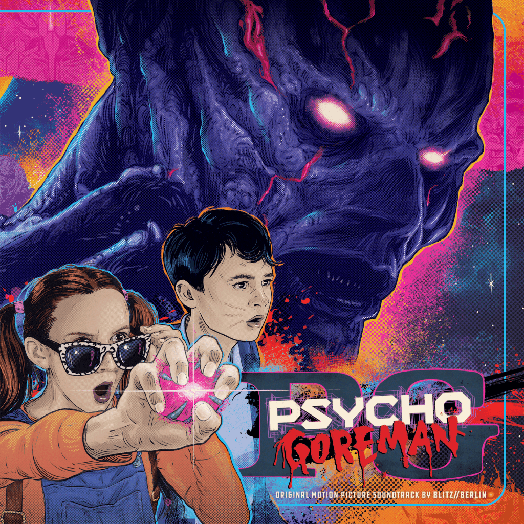 Waxwork Records Presents PG: PSYCHO GOREMAN Original Motion Picture Soundtrack