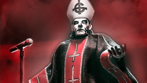 Super7 GHOST Ultimates! Papa Emeritus I Figure Now Available to Pre-Order