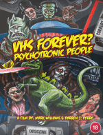 VHS Forever? Psychotronic People (2014, UK) VIPCO Blu-ray Review