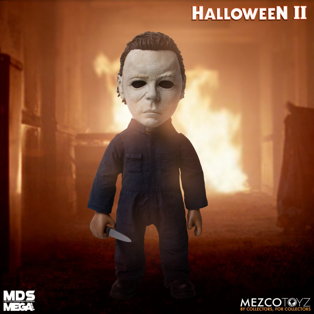 Mezco Toyz Presents HALLOWEEN II Michael Myers MDS Mega Scale Figure with Sound