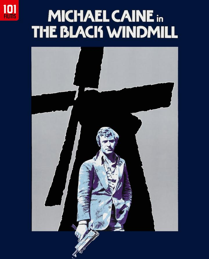 THE BLACK WINDMILL Arriving on Blu-ray from 101 Films (UK / 29 March)