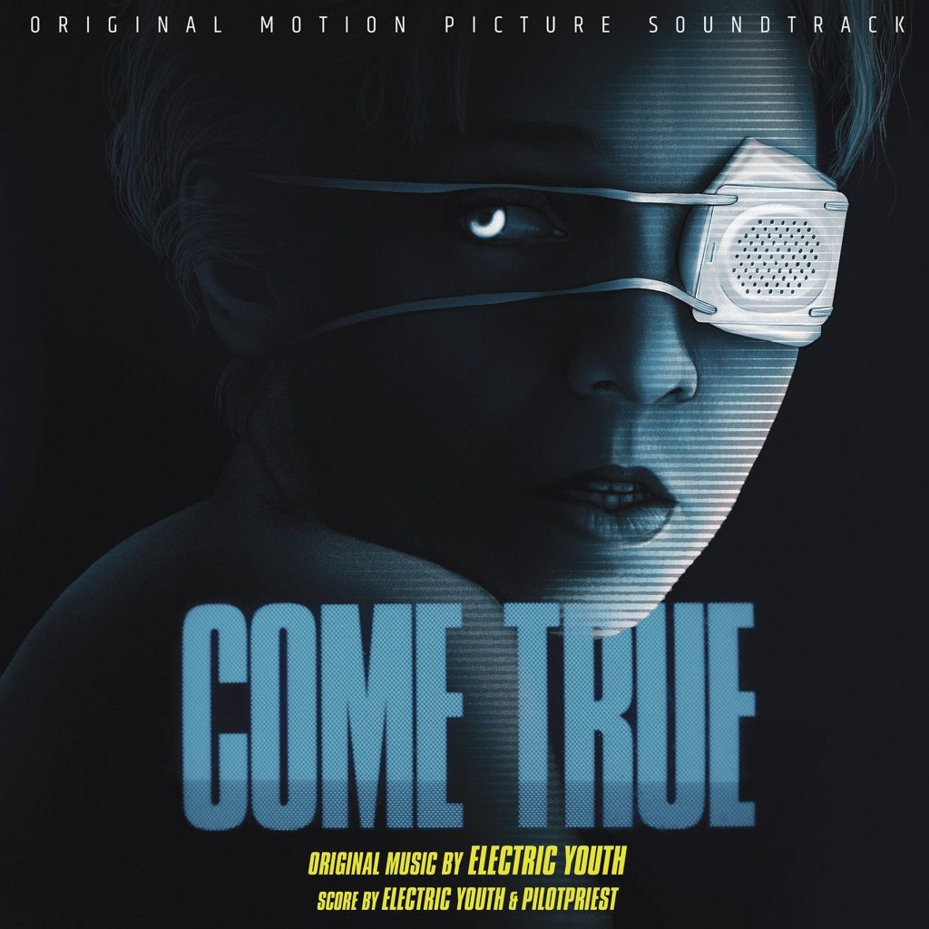 Waxwork Records Presents COME TRUE Original Motion Picture Score