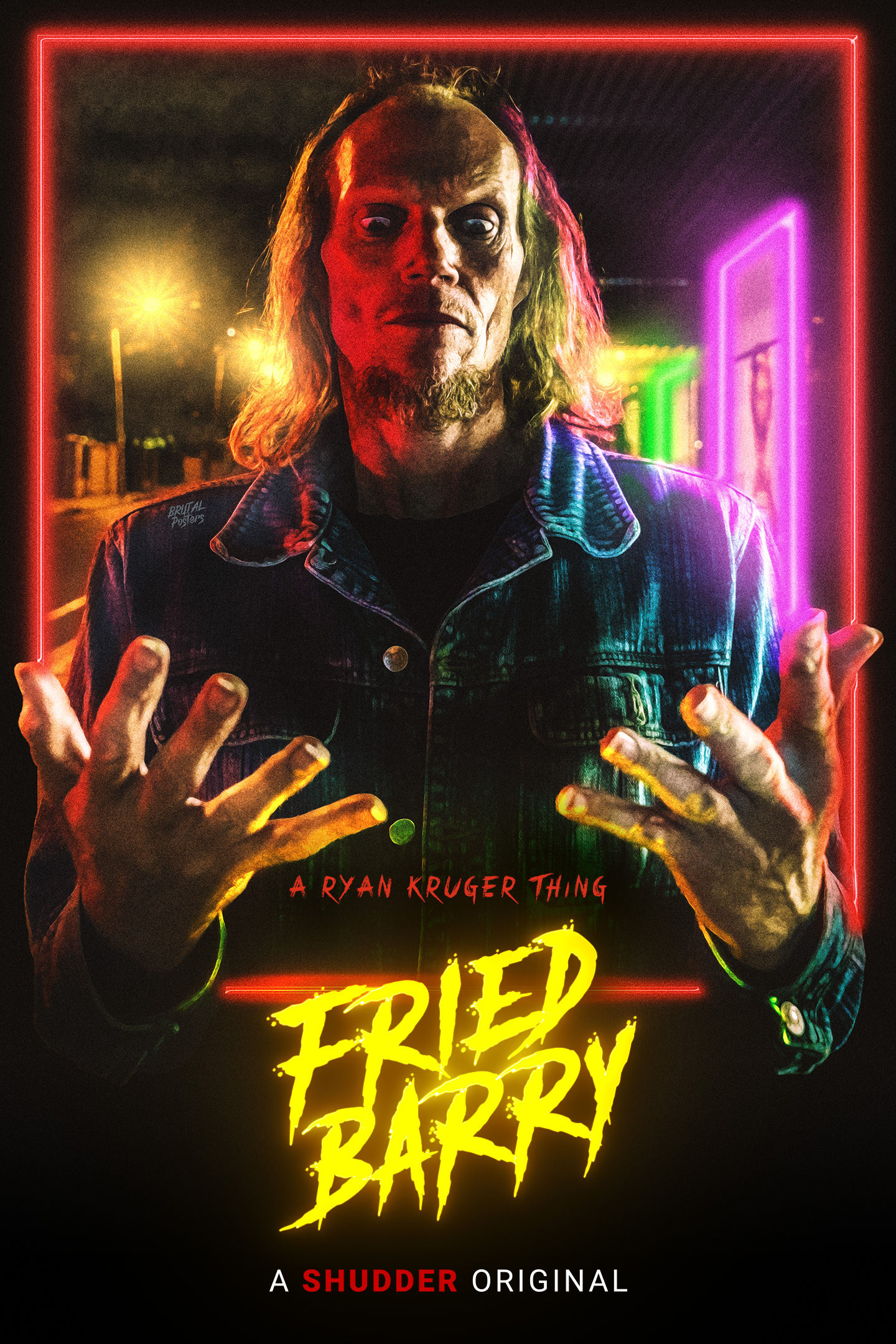 Outrageous Alien Horror FRIED BARRY Streams Exclusively on Shudder
