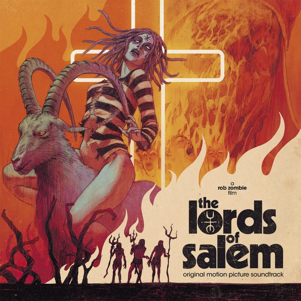 Waxwork Records Presents THE LORDS OF SALEM Original Motion Picture Soundtrack