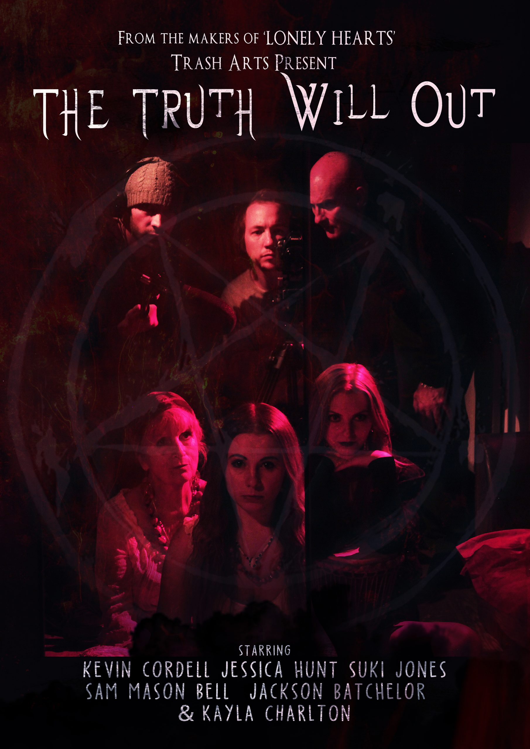 An Interview with Trash Arts Co-Directors Sam Mason-Bell and Jessica Hunt, The Truth Will Out