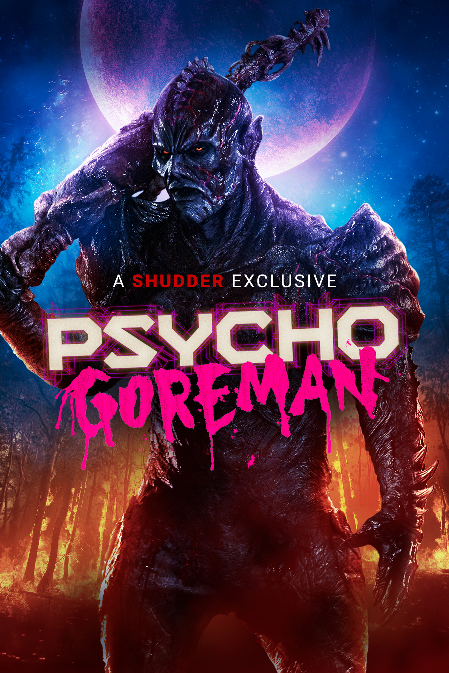 PG: PSYCHO GOREMAN to Premiere Exclusively on Shudder