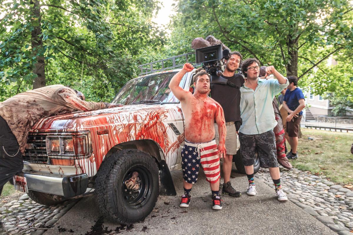 Sam & Mattie Make a Zombie Movie (2021, USA) Review