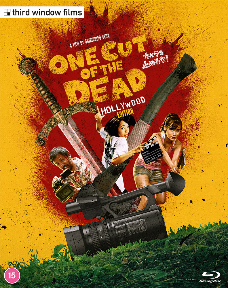 One Cut of the Dead: Hollywood Edition Available on Blu-ray from Third Window Films (UK / 31 May)