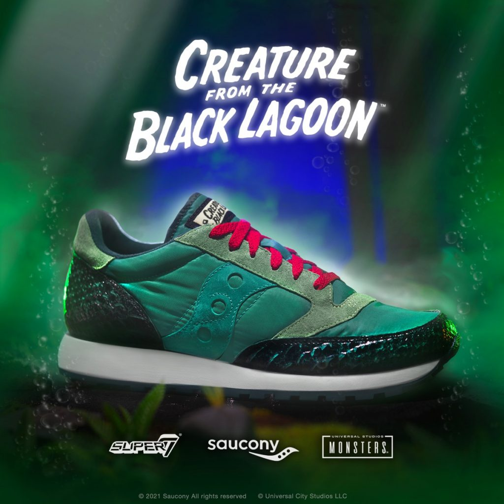 It's Alive! ⚡ Super7 x Saucony Universal Monsters Shoes Now Available