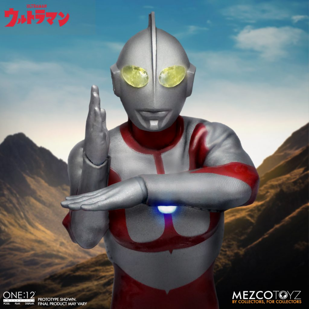 Mezco Toyz Presents ULTRAMAN One:12 Collective Figure