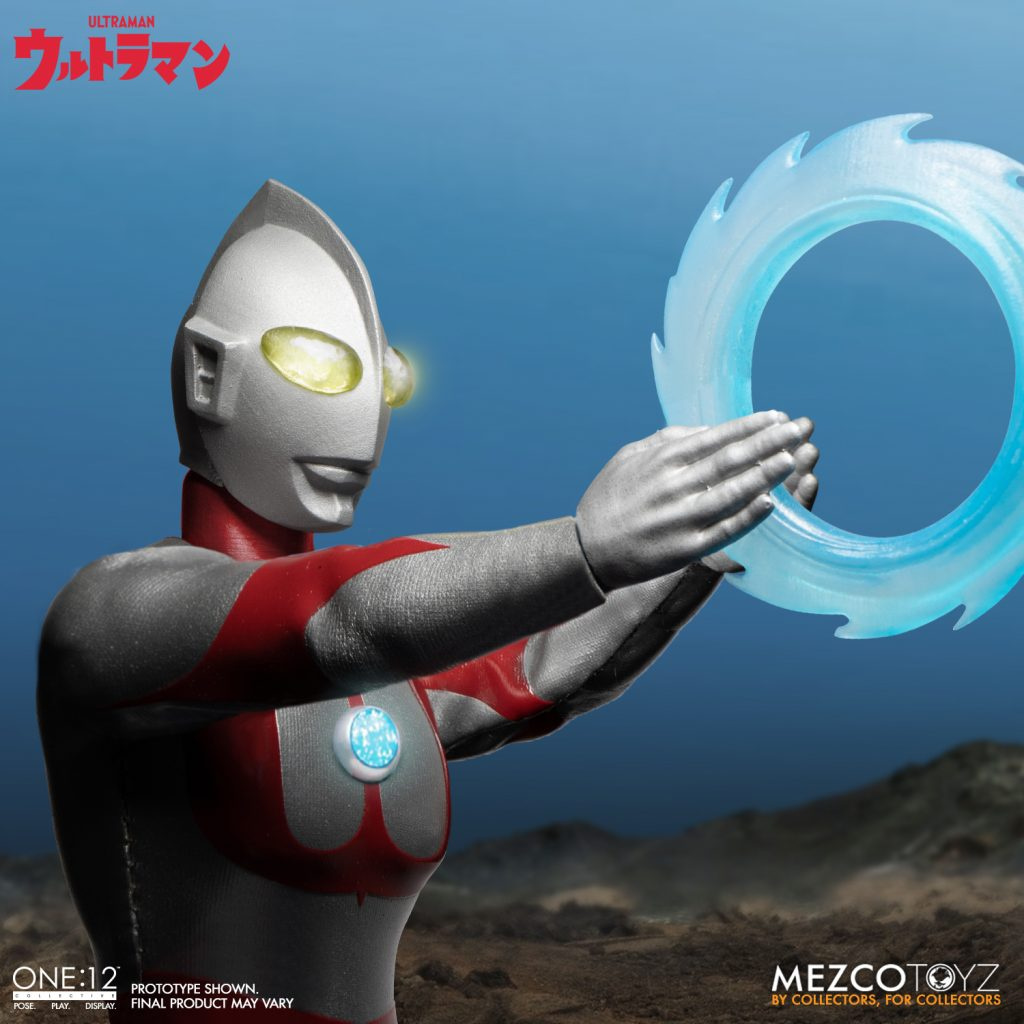 Mezco Toyz Presents ULTRAMAN One:12 Collective Figure