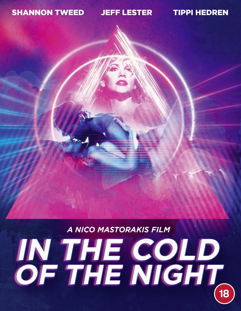 Erotic Mystery IN THE COLD OF THE NIGHT Available on Blu-ray from 88 Films (UK / 10 May)