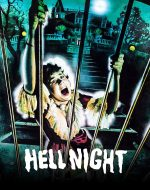 Haunted House Hazing Horror HELL NIGHT Creeps on Blu-ray from 101 Films (UK / 5 June)