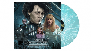Waxwork Records Presents EDWARD SCISSORHANDS 30th Anniversary Deluxe Original Motion Picture Soundtrack