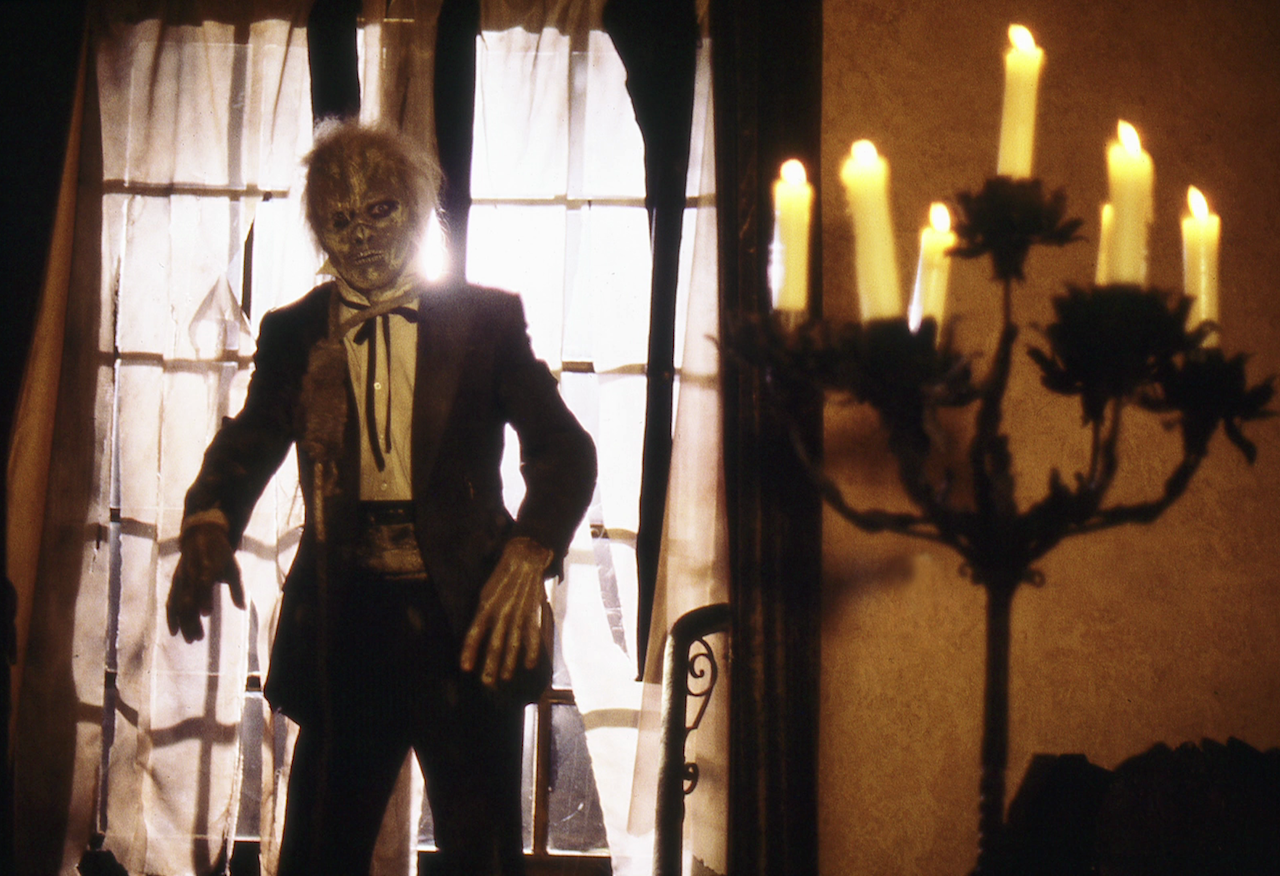Haunted House Hazing Horror HELL NIGHT Creeps onto Blu-ray from 101 Films (UK / 5 July)