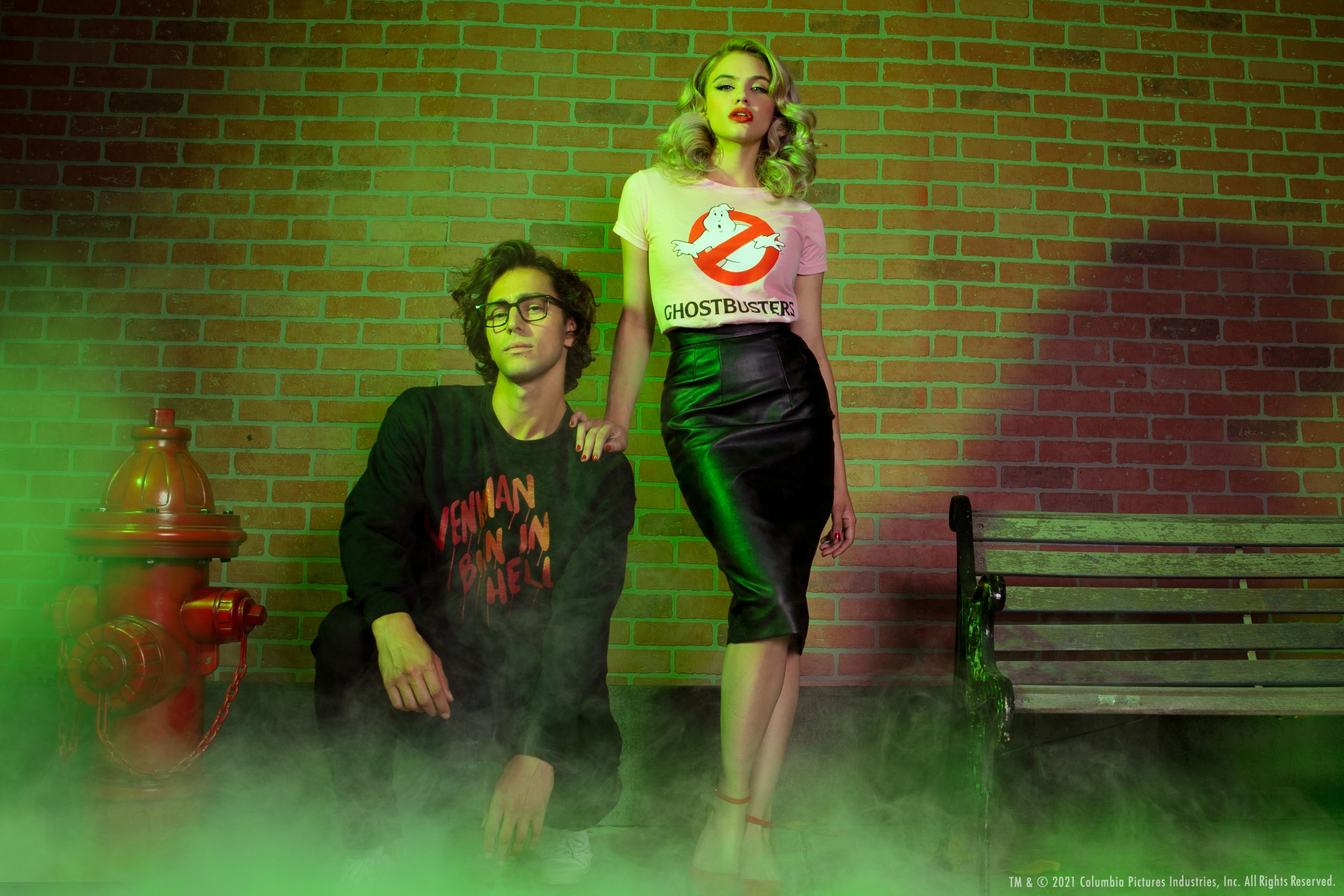Vixen by Micheline Pitt Launches Licensed GHOSTBUSTERS Collection