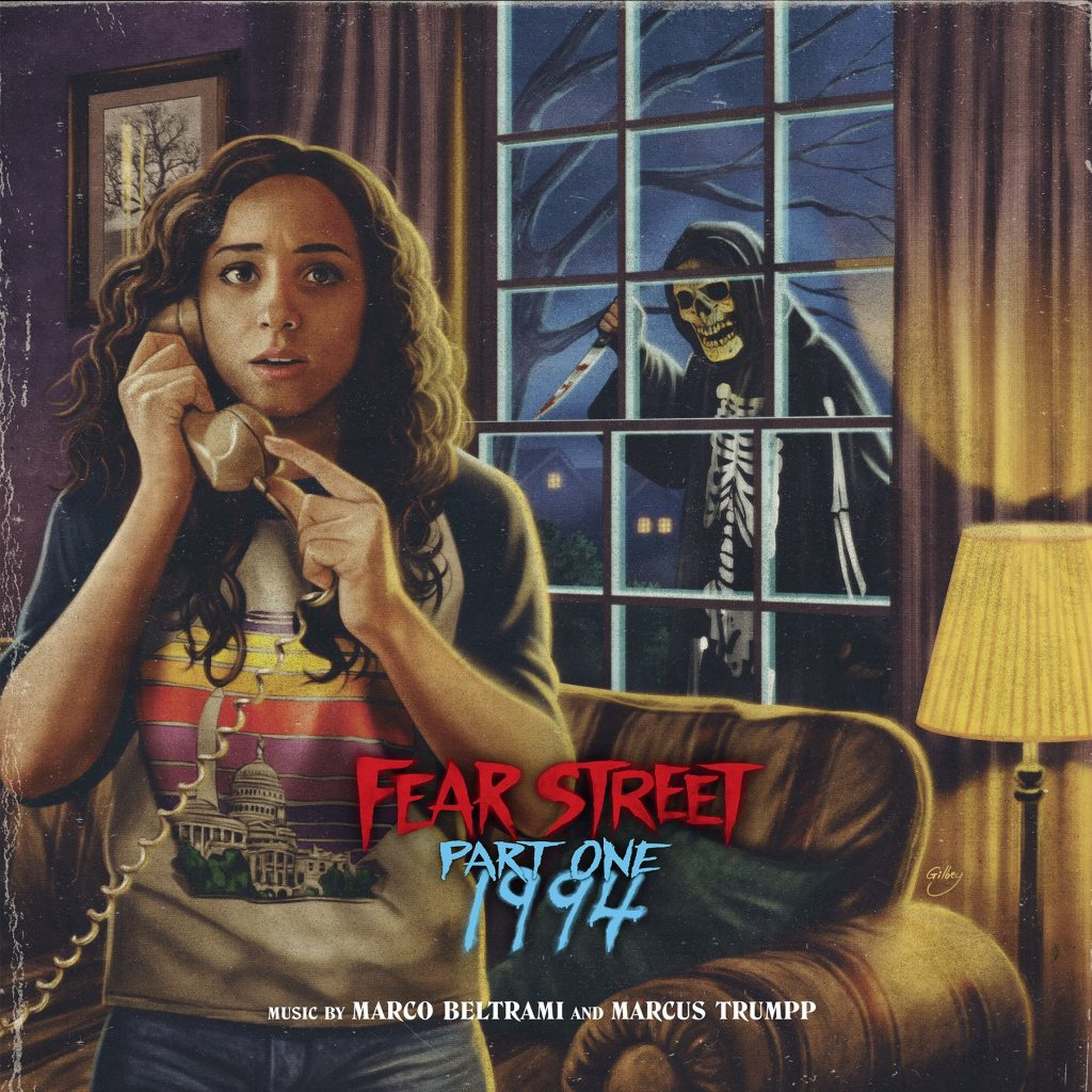 Waxwork Records Presents FEAR STREET Music from the Netflix Horror Trilogy Event