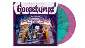 Waxwork Records Presents GOOSEBUMPS Original Motion Picture Music