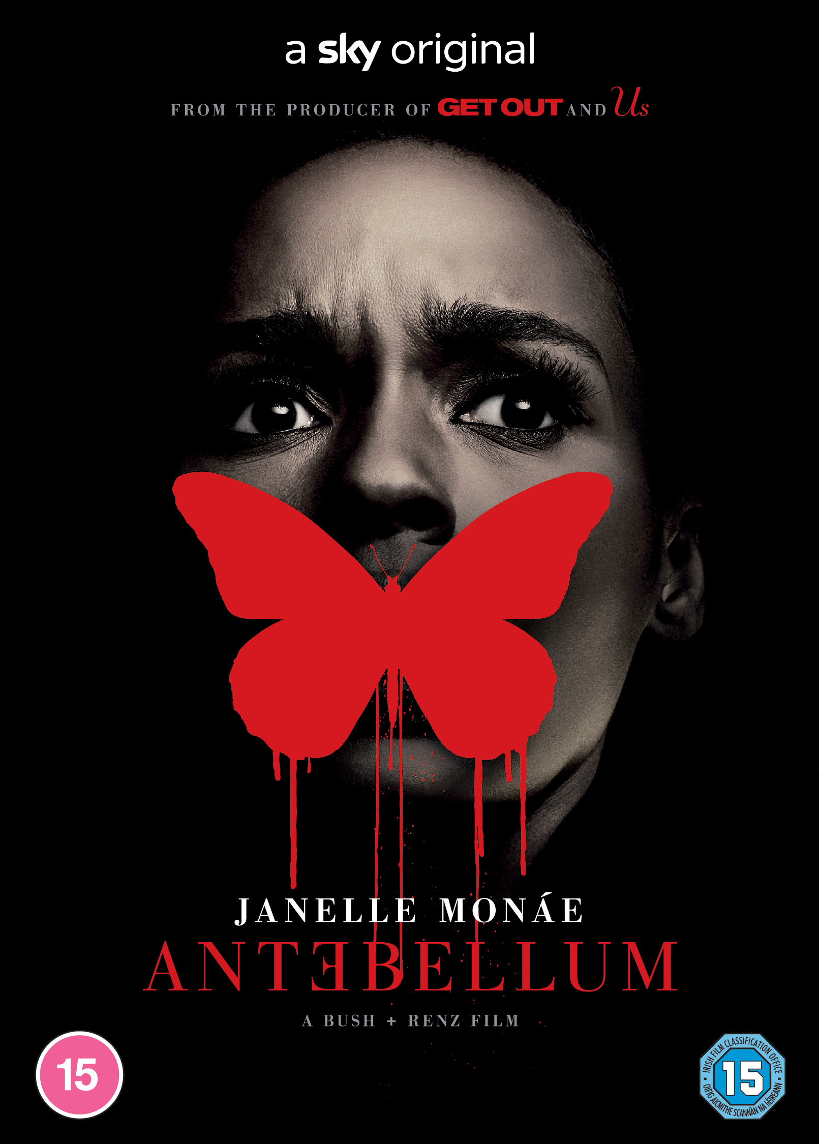 ANTEBELLUM Available Now on Digital Download, Blu-ray and DVD from Lionsgate UK
