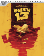 Francis Ford Coppola's DEMENTIA 13: DIRECTOR'S CUT in HD on Vestron Video Collector's Series Blu-Ray & 4K Digital (USA / 21 September)